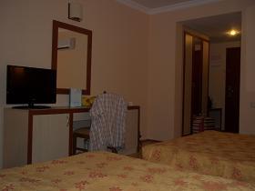 hotelkamer kustur village