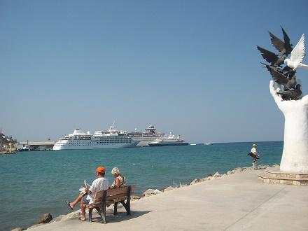 cruise Kusadasi Turkije