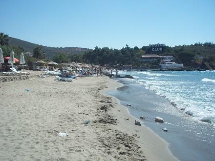 strand en bedden kustur